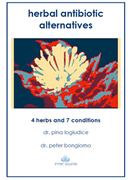 Herbal Antibiotic Alternatives (Book cover)